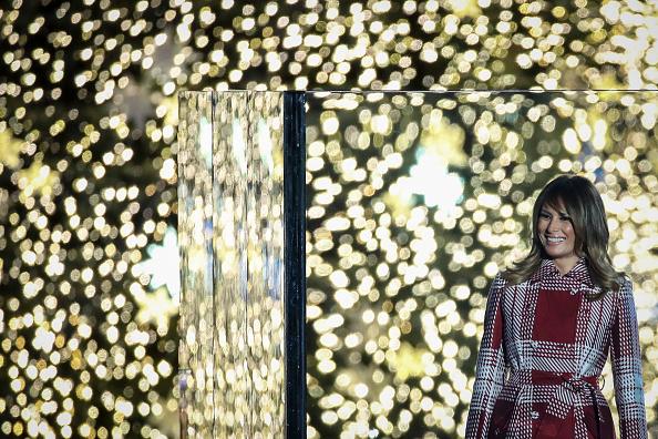 Tree「President Trump Participates In 97th Annual National Christmas Tree Lighting Ceremony」:写真・画像(3)[壁紙.com]