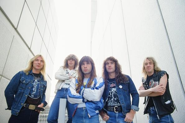 Three Quarter Length「Iron Maiden Second Japan Tour」:写真・画像(10)[壁紙.com]