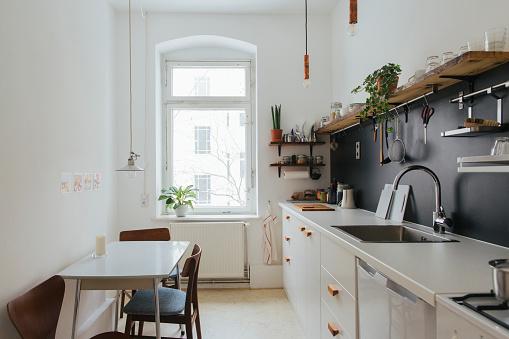 Simplicity「Minimalist kitchen」:スマホ壁紙(10)