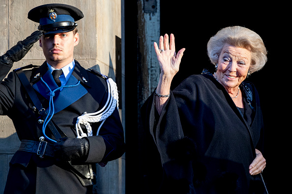 Netherlands「Dutch Royal Family Attends Prince Claus Award Ceremony In Amsterdam」:写真・画像(1)[壁紙.com]