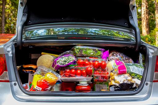 Abundance「Car with groceries」:スマホ壁紙(11)