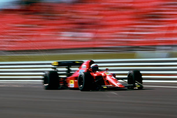 1990-1999「Alain Prost At Grand Prix Of France」:写真・画像(11)[壁紙.com]