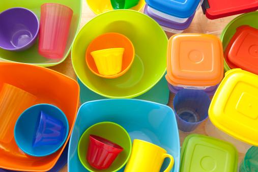 Recycling「Plasticware」:スマホ壁紙(19)