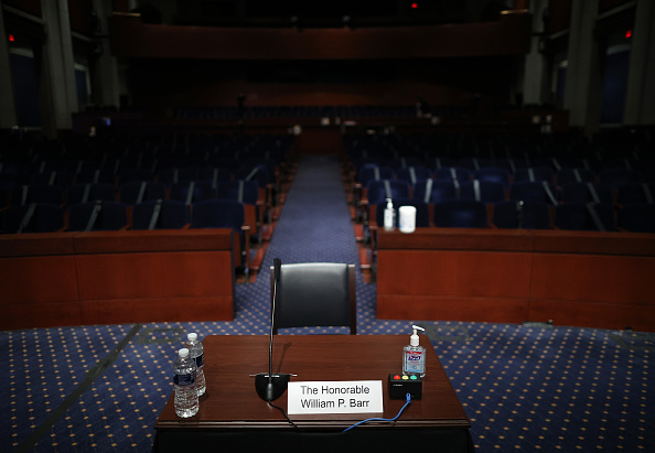 No People「Attorney General Barr Testifies Before House Judiciary Committee」:写真・画像(13)[壁紙.com]