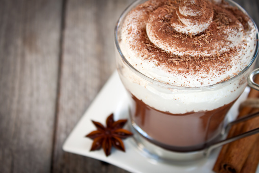 Fine Dining「Hot chocolate」:スマホ壁紙(9)