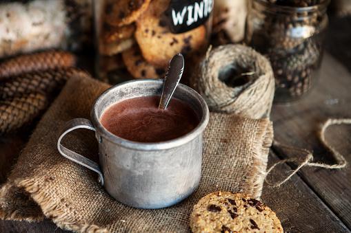 Nut - Food「Hot chocolate and Christmas」:スマホ壁紙(13)