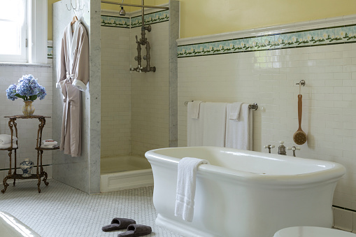 Flip-Flop「Vintage Bathroom」:スマホ壁紙(6)