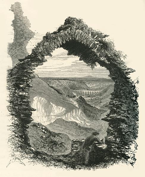 Scenics - Nature「View From Castle Dinas Bran」:写真・画像(17)[壁紙.com]