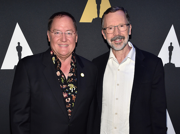 """Toy Story「The Academy Of Motion Picture Arts And Sciences Celebrates The 20th Anniversary Of """"Toy Story"""" With John Lasseter And Ed Catmull」:写真・画像(10)[壁紙.com]"""