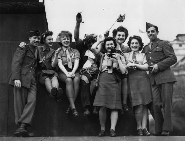 Army Soldier「VE Day Soldiers」:写真・画像(13)[壁紙.com]