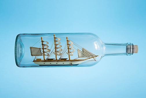 Gulf Coast States「A ship in a bottle.」:スマホ壁紙(15)