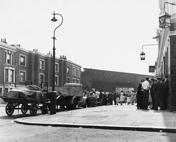Black History in the UK「1958 Notting Hill Race Riots」:写真・画像(12)[壁紙.com]