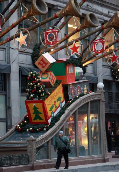 Christmas Decoration「In Weak Economy, Retailers Start Holiday Season Early」:写真・画像(18)[壁紙.com]