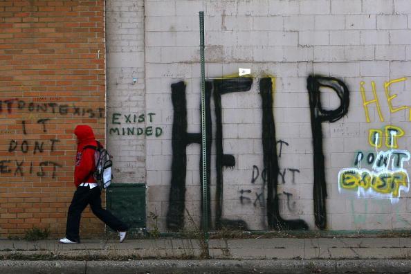 Crisis「Detroit Area Economy Worsens As Big Three Automakers Face Dire Crisis」:写真・画像(17)[壁紙.com]
