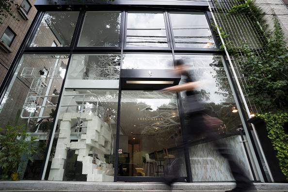 Japan「Dining Inside Tokyo's Virtual Reality Restaurant」:写真・画像(12)[壁紙.com]