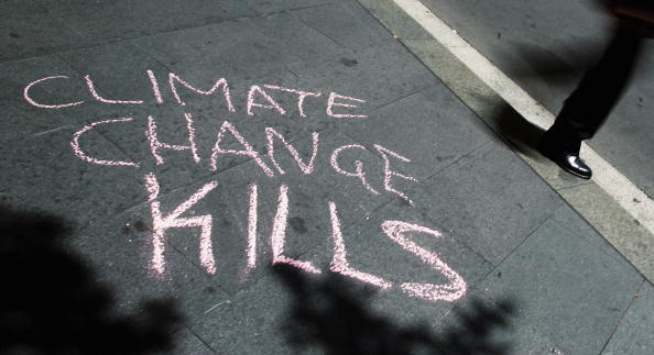 Chalk - Art Equipment「Climate Change Summit Takes Place In Sydney」:写真・画像(0)[壁紙.com]