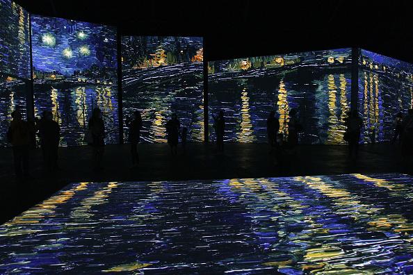 Press Preview「Van Gogh Alive Exhibition Media Preview」:写真・画像(7)[壁紙.com]