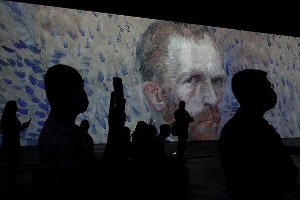 Press Preview「Van Gogh Alive Exhibition Media Preview」:写真・画像(8)[壁紙.com]