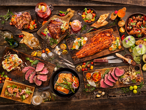 Sirloin Steak「bbq Feast」:スマホ壁紙(1)