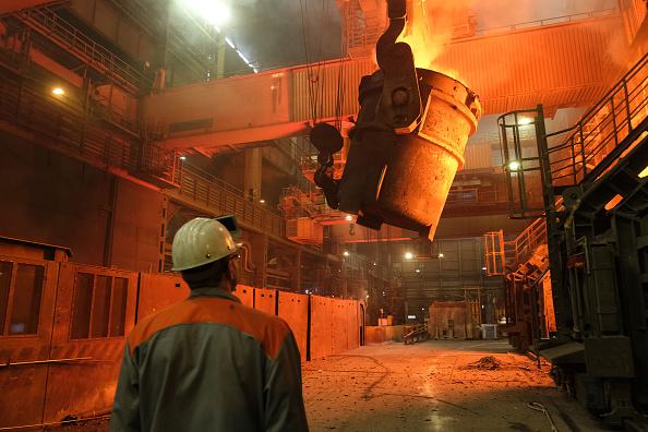 Industry「Steel Production At Salzgitter AG」:写真・画像(18)[壁紙.com]