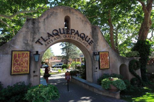 Sedona「Tlaquepaque arts and crafts village」:スマホ壁紙(11)