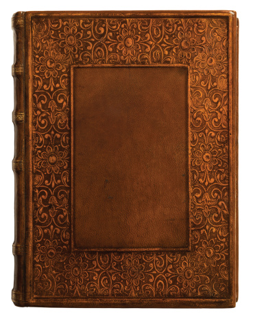 Antique「Antique Leather Book Cover」:スマホ壁紙(8)