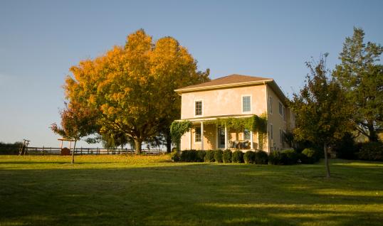 Agricultural Field「Chester County Pennsylvania Farm House」:スマホ壁紙(17)
