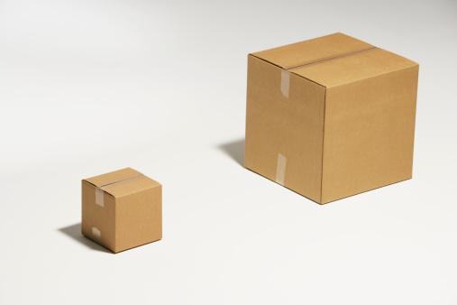 Two Objects「Boxes」:スマホ壁紙(9)