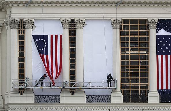 Making「Washington DC Prepares For Presidential Inauguration」:写真・画像(13)[壁紙.com]