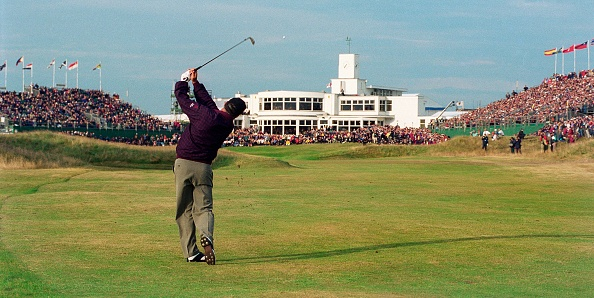 Best shot「The 127th British Open Golf at Royal Birkdale GC in Southport 1998」:写真・画像(16)[壁紙.com]