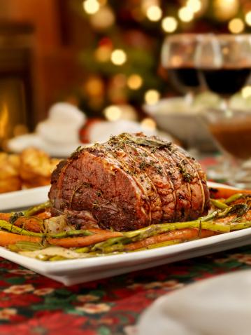 Mash - Food State「Christmas Roast Beef Dinner」:スマホ壁紙(16)