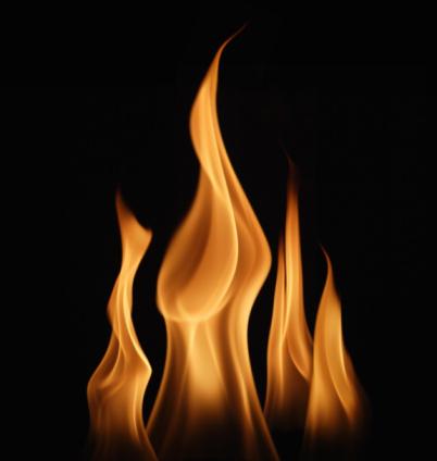 Fire - Natural Phenomenon「 Flames of fire」:スマホ壁紙(18)