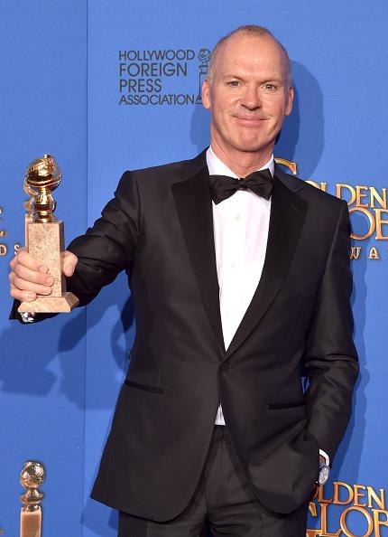 72nd Golden Globe Awards「72nd Annual Golden Globe Awards - Press Room」:写真・画像(12)[壁紙.com]
