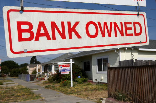 Justin Sullivan「Monthly Foreclosures Up 55 Percent Compared To July Of Last Year」:写真・画像(6)[壁紙.com]