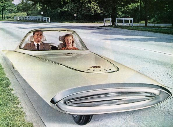 Mode of Transport「Self-Driving Dream Car」:写真・画像(4)[壁紙.com]