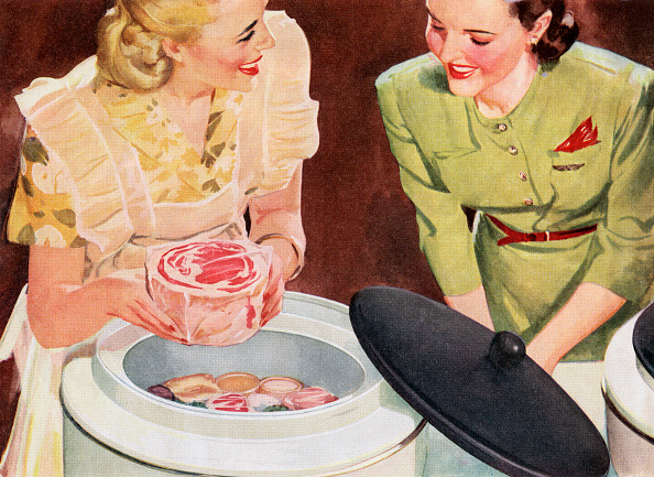 GraphicaArtis「Housewives With New Freezer」:写真・画像(19)[壁紙.com]