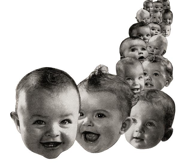 GraphicaArtis「Cavalcade Of Babies」:写真・画像(13)[壁紙.com]