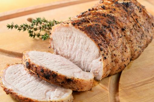 Pork「Roasted Pork Tenderloin」:スマホ壁紙(11)