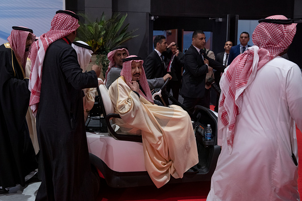 Persian Gulf Countries「Theresa May Attends The First Arab-European Summit - Day One」:写真・画像(7)[壁紙.com]