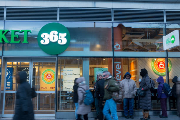 In A Row「Whole Foods 365 Store Opens」:写真・画像(15)[壁紙.com]