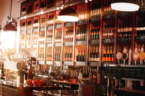 High Society「International wine bar」:スマホ壁紙(13)