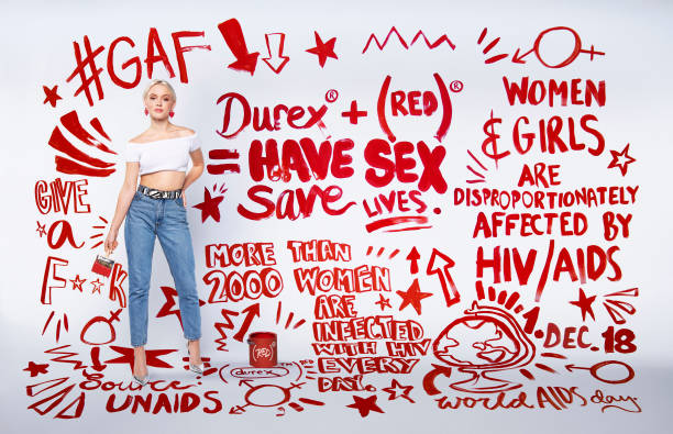 Zara Larsson Encourages People to 'Have Sex and Save Lives' as Durex partners with (RED) to Fight AIDS:ニュース(壁紙.com)