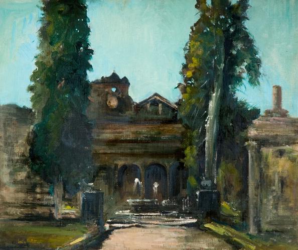 Roman Bath「The Baths Of Diocletian」:写真・画像(7)[壁紙.com]