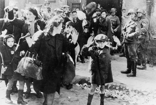 Nazism「Warsaw Ghetto Boy」:写真・画像(3)[壁紙.com]