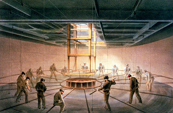Cable「The Laying Of The Transatlantic Telegraph Cable 1865-1866」:写真・画像(10)[壁紙.com]