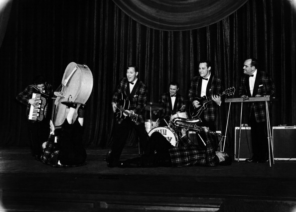 Stage - Performance Space「Bill Haley And His Comets」:写真・画像(15)[壁紙.com]