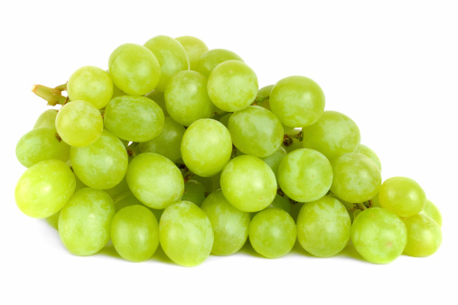 Grape「Bunch of Green Grapes laying」:スマホ壁紙(16)