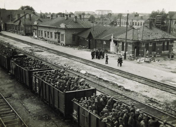 World War II「Transport of soviet prisoners of war」:写真・画像(16)[壁紙.com]