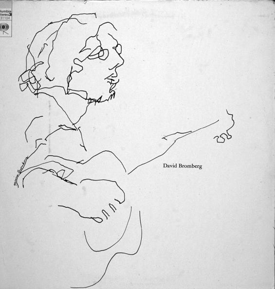 Rock Music「David Bromberg Album Cover Drawing」:写真・画像(2)[壁紙.com]