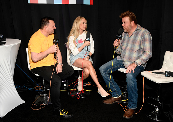 Cumulus Cloud「54th Academy Of Country Music Awards Cumulus/Westwood One Radio Remotes - Day 1」:写真・画像(3)[壁紙.com]